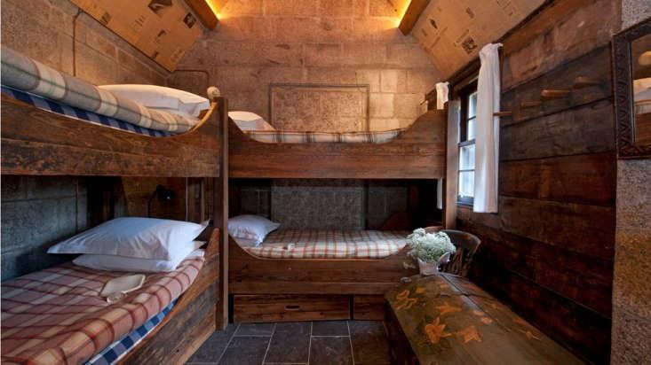 Corrour Estate bunkbeds Scotland