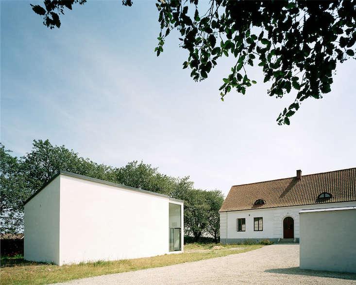 Claesson Koivisto Rune's Råman House in Sweden