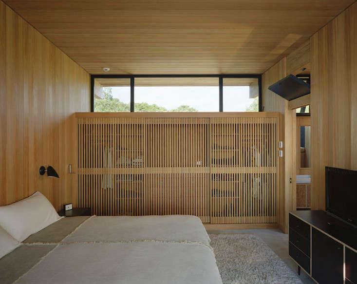 Cary Tamarkin's Shelter Island bedroom