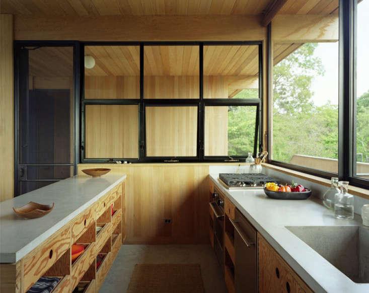 Cary Tamarkin's Shelter Island kitchen