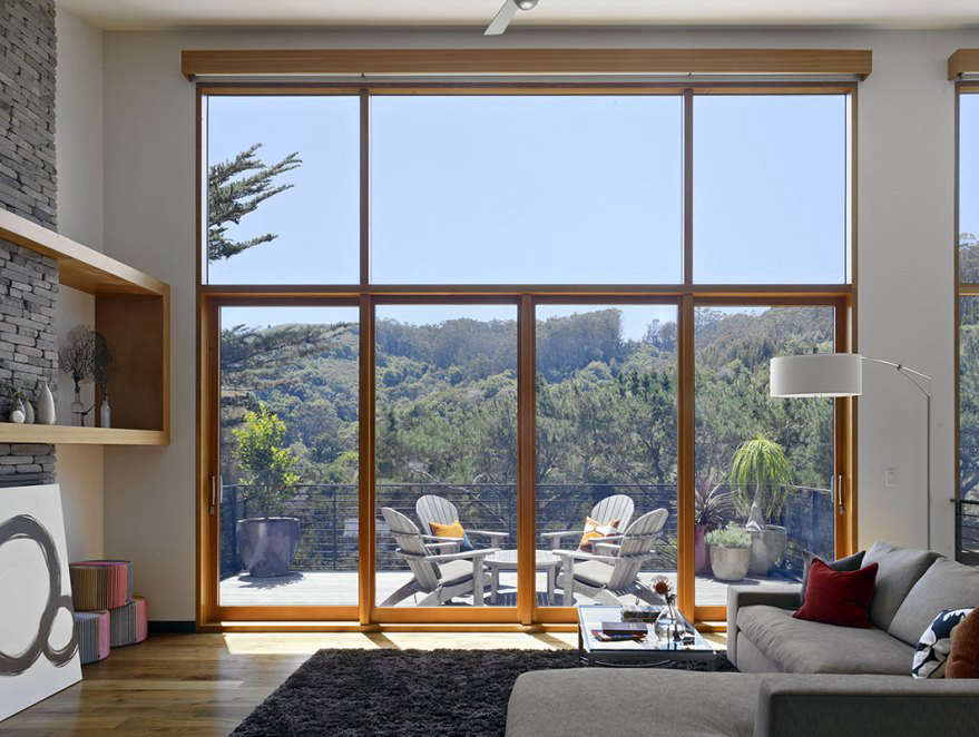 YamaMar Design Studio designed this Mill Valley home