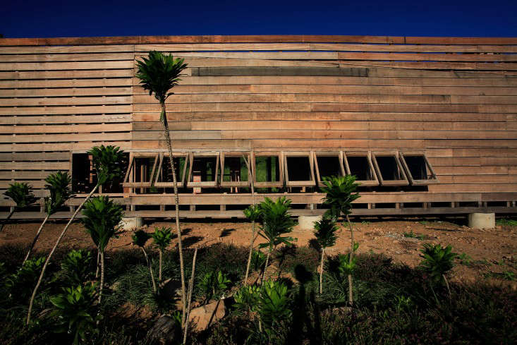 Chen House in Taiwan, designed by Casagrande Laboratory based in Helsinki