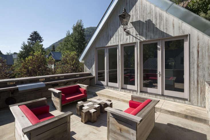 Telluride home designed by John Pawson