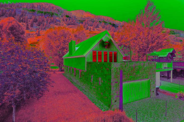 Architect John Pawson designed this home in Telluride