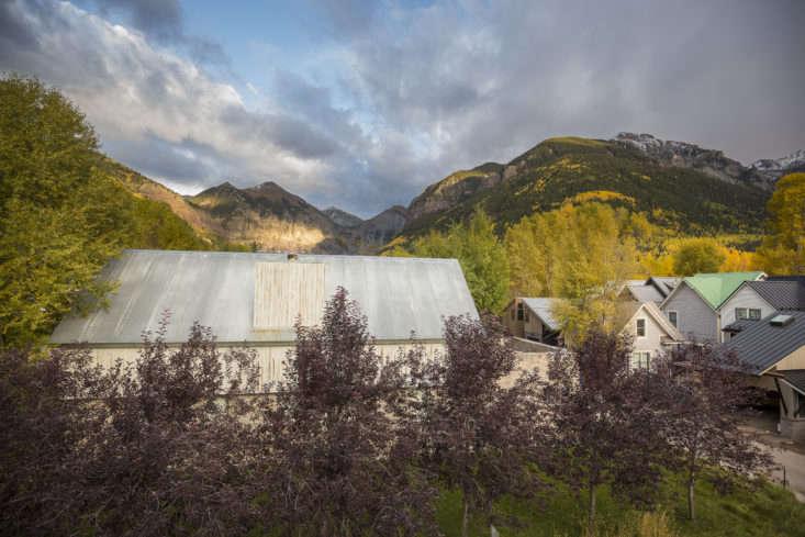 Telluride home designed by architect John Pawson