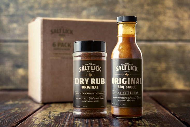 Salt Lick Barbecue Sauce Dry Rub