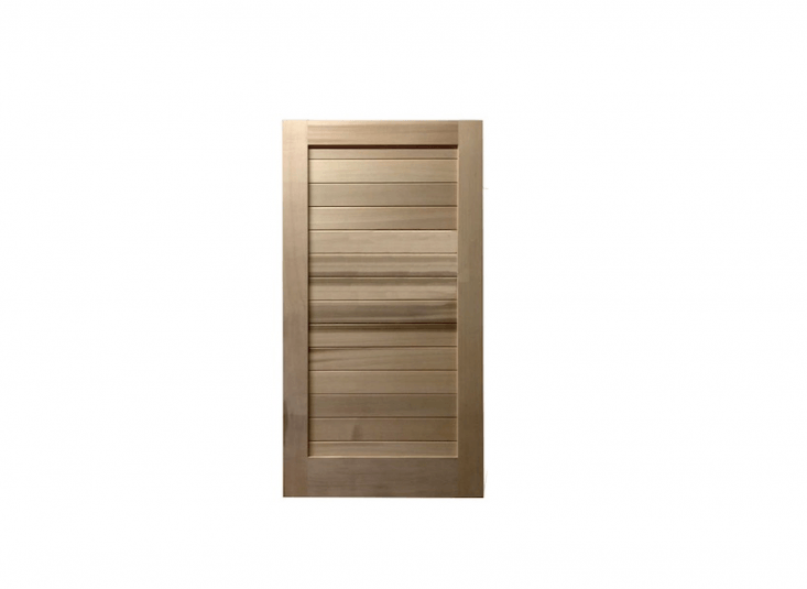 From Prowell Woodworks, a horizontal-slat Privacy Gate No. 8 made of western red cedar is available in a number of widths, heights, and thicknesses. Base prices for Prowell gates range from $loading=