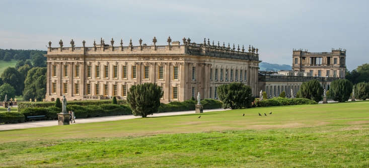 Chatsworth House by Giborn 134