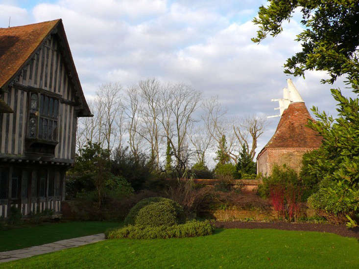 Great Dixter house and oast  barn, East Sussex