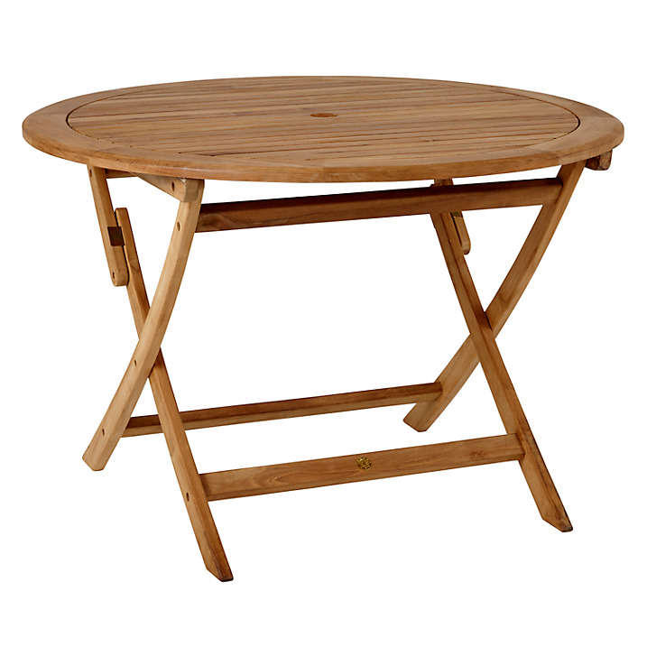 10 Easy Pieces: Round Wooden Dining Tables - Gardenista
