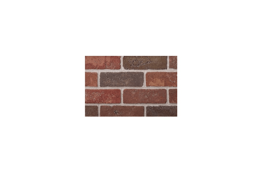 For nearly 70 colors and sizes of red brick, see Belden Brick.