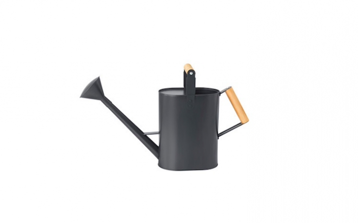 Made of galvanized steel with a birch handle, aSalladskal Watering Can is \$\16.99.