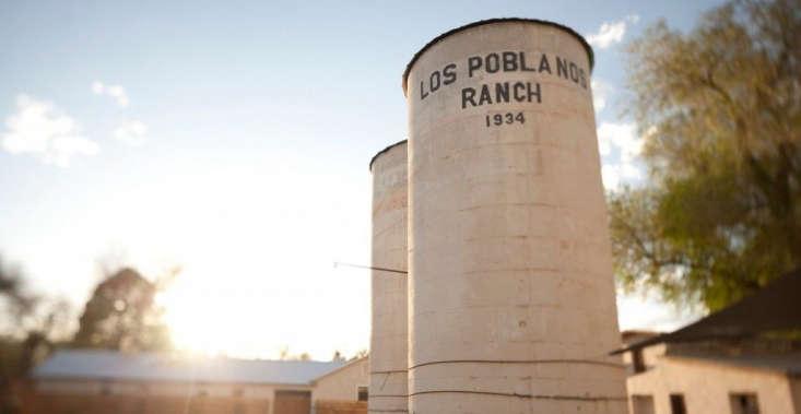 Los Poblanos Inn silo New Mexico