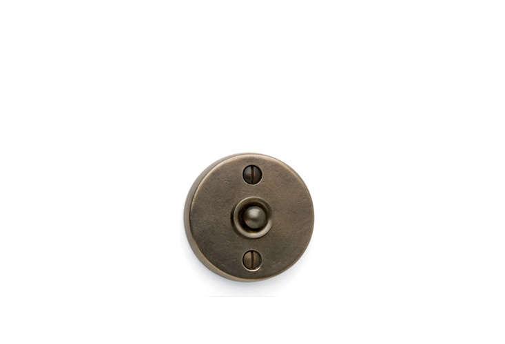 round-contemporary-door-bell-sun-valley-bronze