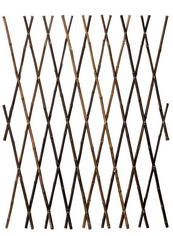 black-bamboo-expanding-trellis-gardenista