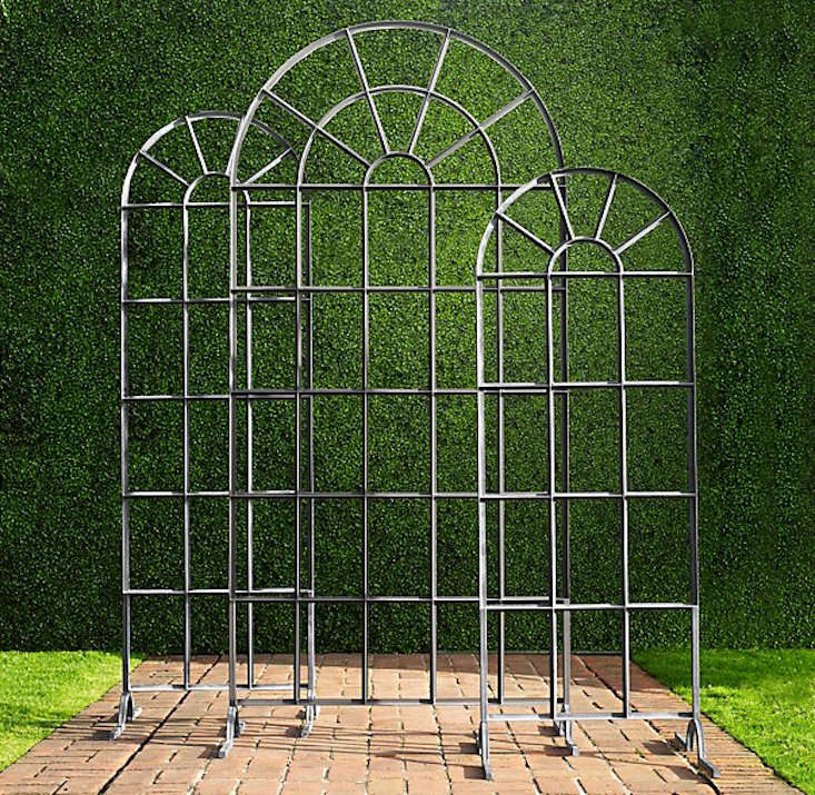 iron-garden-trellis-arch-panels-gardenista