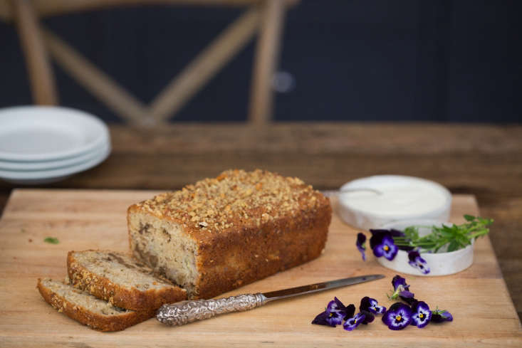 Make a loaf the night before and serve amaranth banana bread for breakfast.