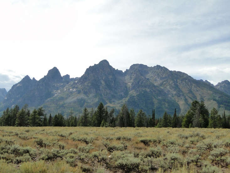 Grand Teton, Wyoming by Amy Meredith via Flickr.