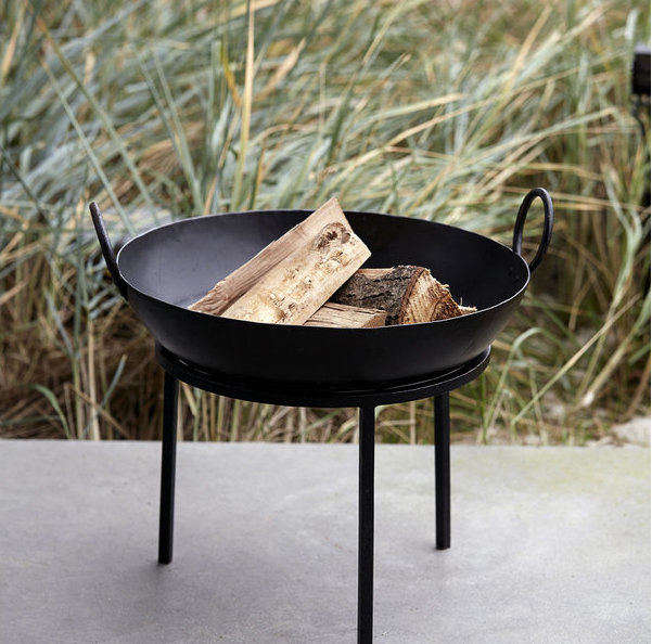This elegant Firepit from Danish brand House Doctor is €360 from Living and Co.