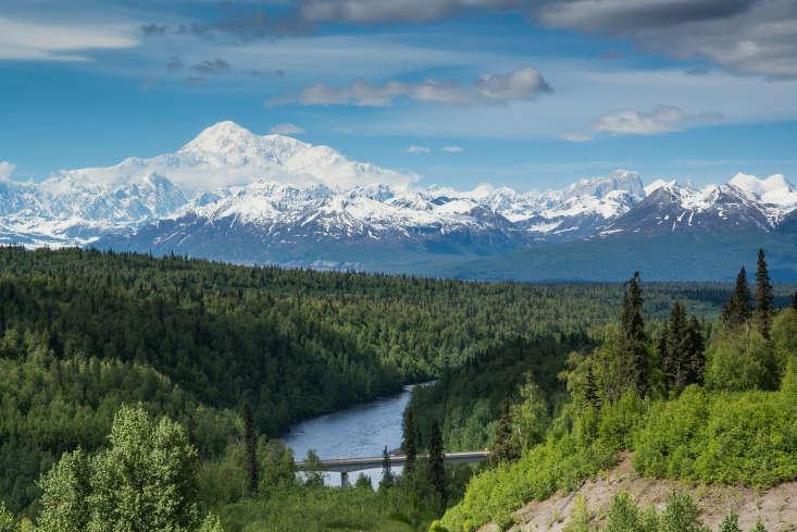 Mount McKinley, Alaska by Ross fowler
