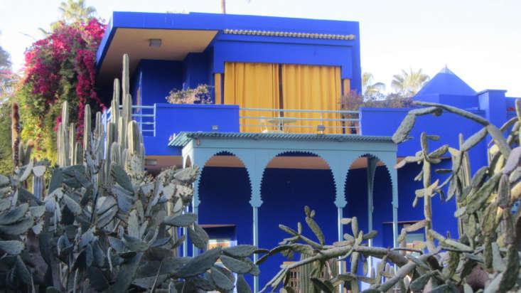 Paris meets Marrakech: Moorish details are applied to a classic Art Deco building. Photograph by Stephen Colebourne via Flickr.