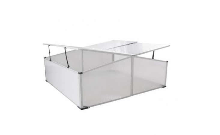 aluminum-four-lid-cold-frame-ebay-uk