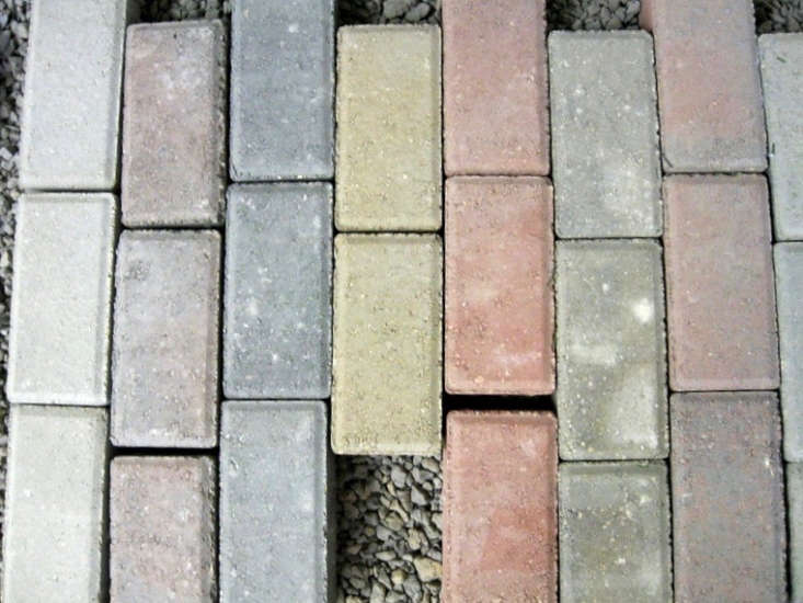Available in eight colors, Brick Pavers are suitable for driveways, paths, and sidewalks. For more information and prices, see Roanoke Concrete.