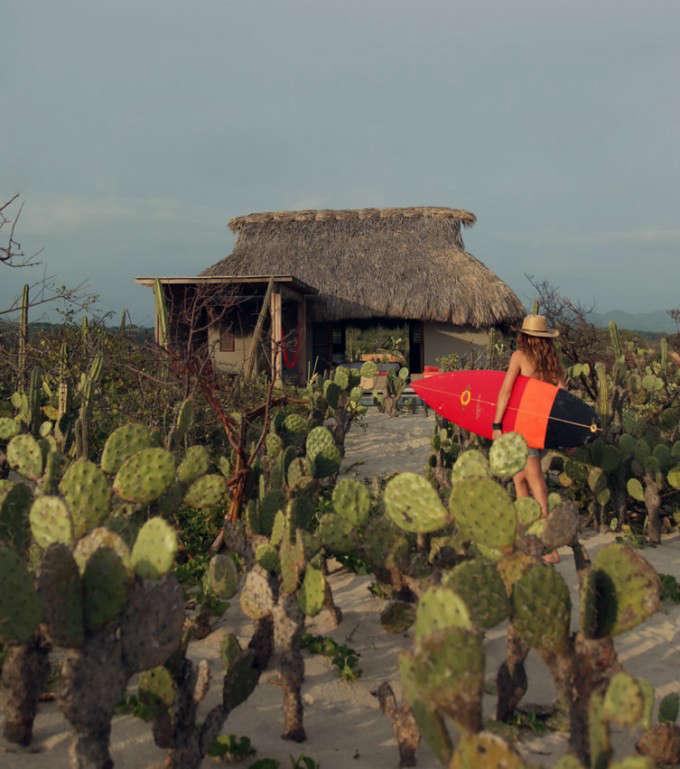 hotel-escondido-grass-roof-cactus
