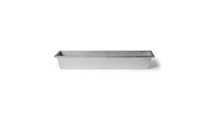 An 80-centimeter Trough Planter is £\24 from Garden Trading Company.