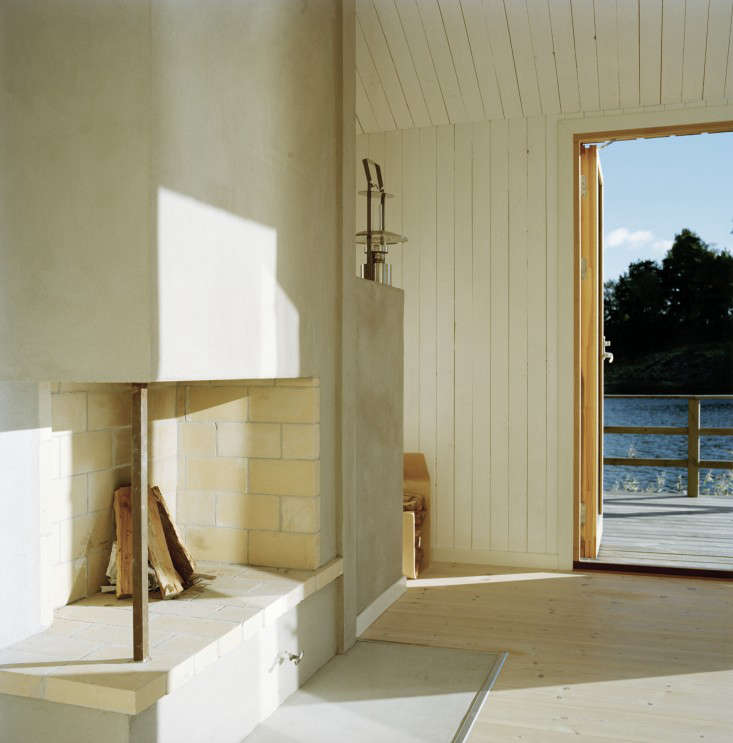 Sauna by General Architecture, interior