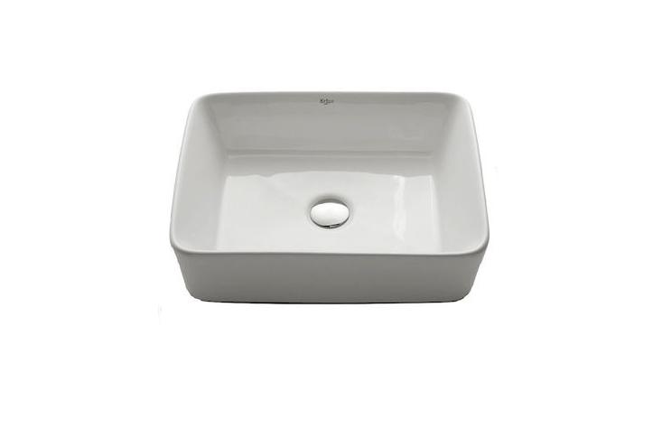 ceramic bathroom sink by Kraus