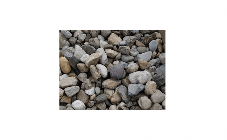 river gravel del ral
