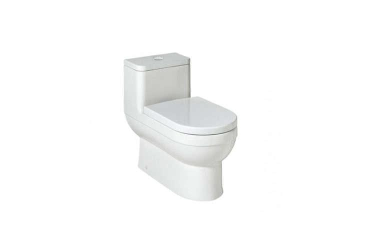 Waterworks Axel freestanding toilet