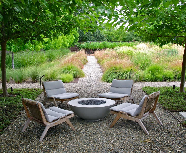Landscaping Ideas 10 Fire Pits For An Instant Outdoor Living Room Gardenista