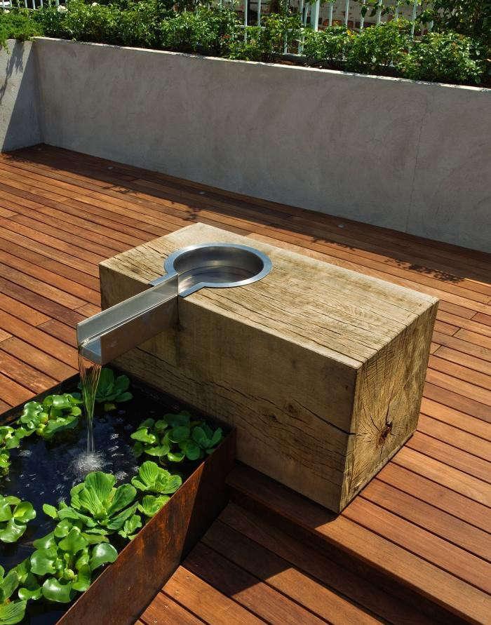 lily-pads-ponds-corten-steel-fountain-water-feature-gardenista