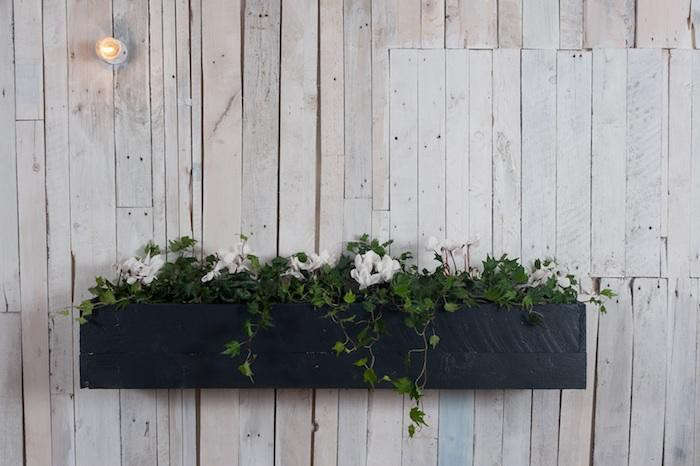 black-stained-window-box