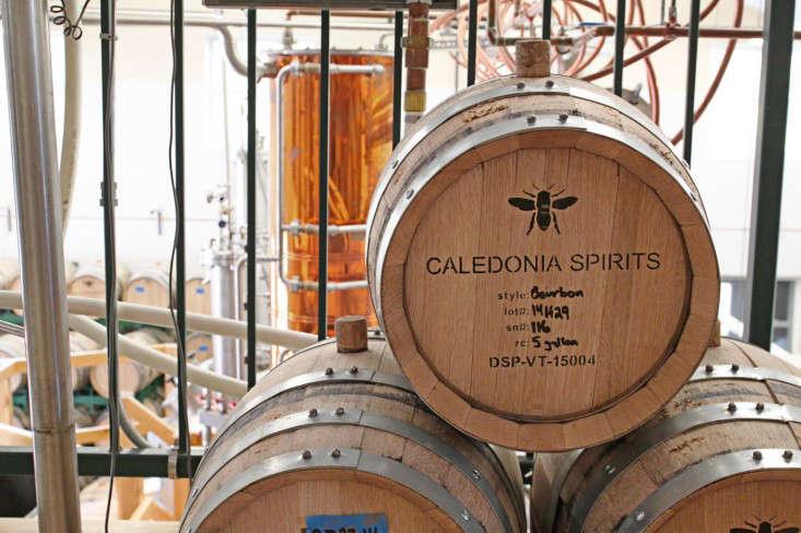 Caledonia-Spirits-Bourbon-Barrel-Justine-Hand