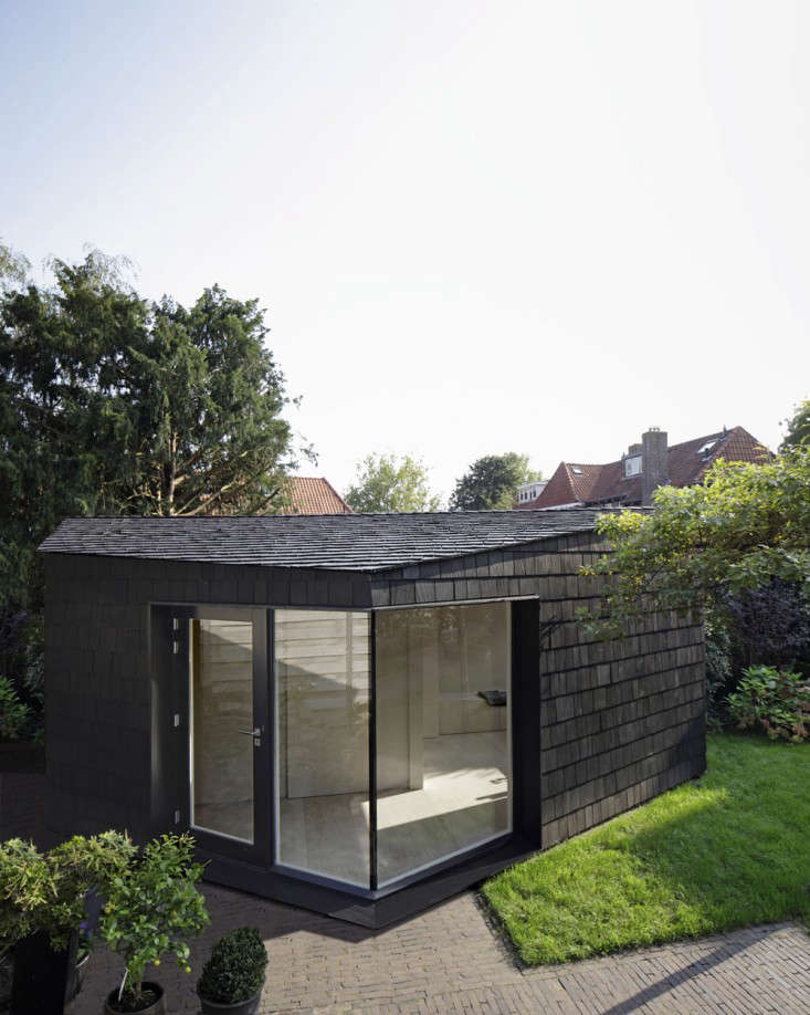 Tuinhuis Bussum - by Serge Schoemaker Architects Photography: Raoul Kramer