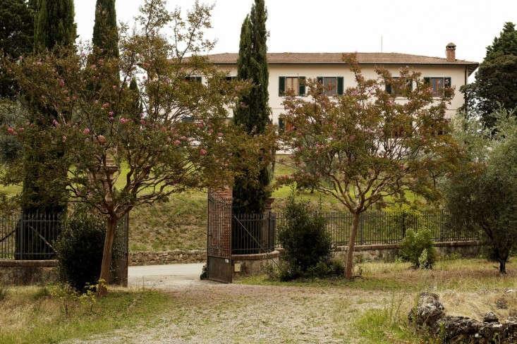 See more atVilla Lena: A New Creative Hub (and Hotel) in Tuscany.Photograph courtesy of Villa Lena.