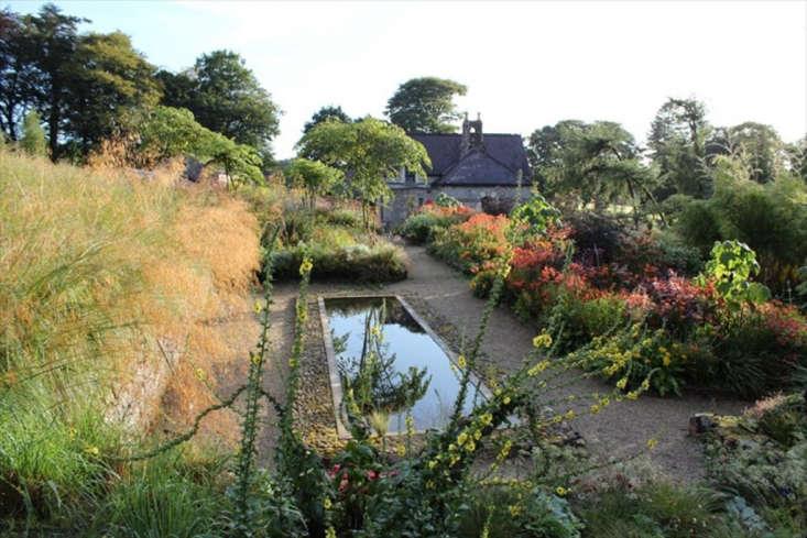 June Blake garden County Wicklow Ireland via VRBO
