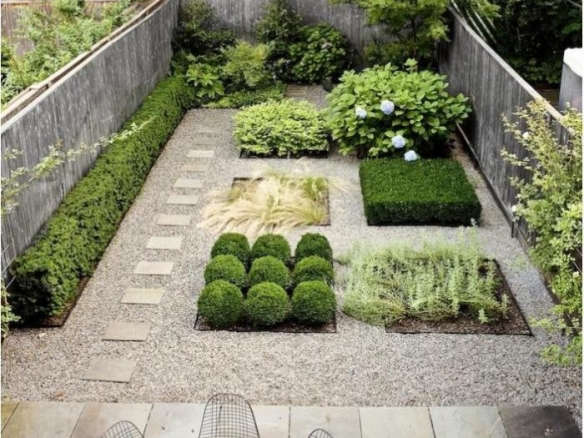 The New Gravel Backyard 10 Inspiring Landscape Designs Gardenista