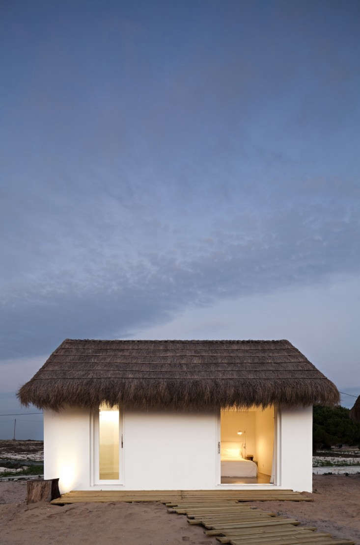 For more of this project, see Outbuilding of the Week: Portugal's Casas Na Areia. Photograph by Nelson Garrido