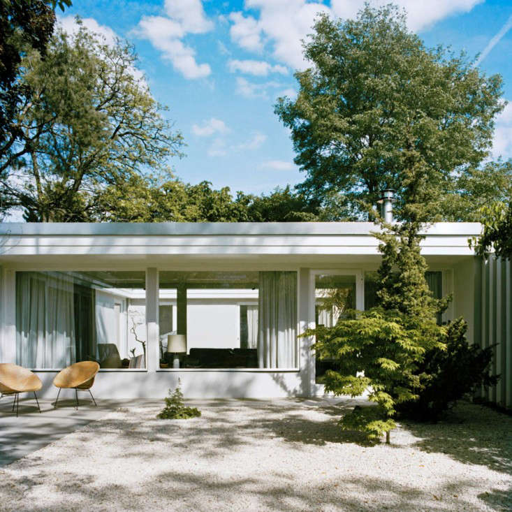 Atriumhouse designed by bfs d in Berlin