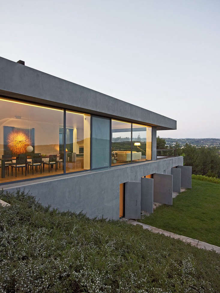 Workshop Dionisis + Kirki designed this home in the south of Greece