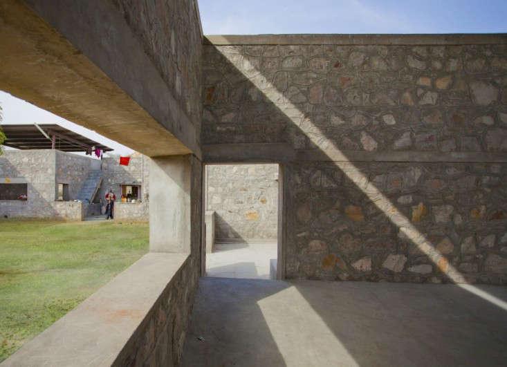 RMA Architects designed Hathigaon, a village for elephants and their caretakers near Jaipur, India