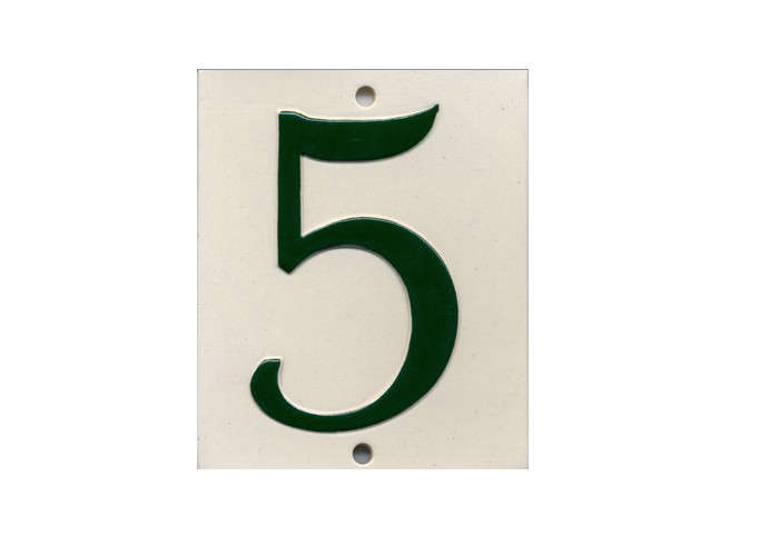 Green-white-tile-house-numbers-gardenista