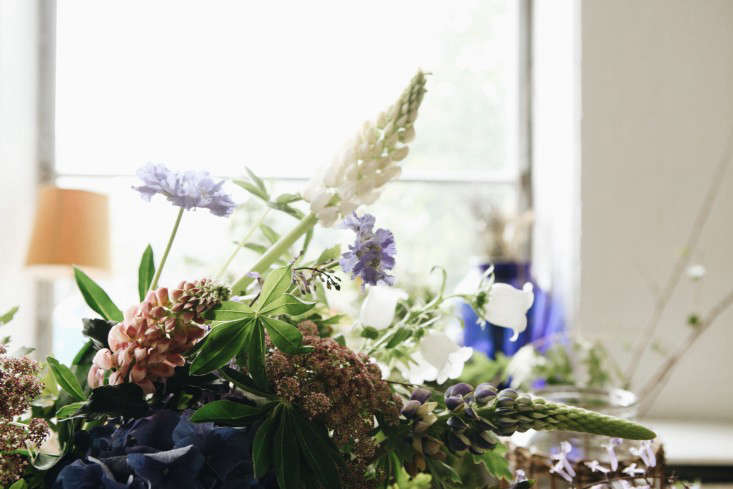 Design by Emma Weaver, owner and creative director of Palais Flowers in London