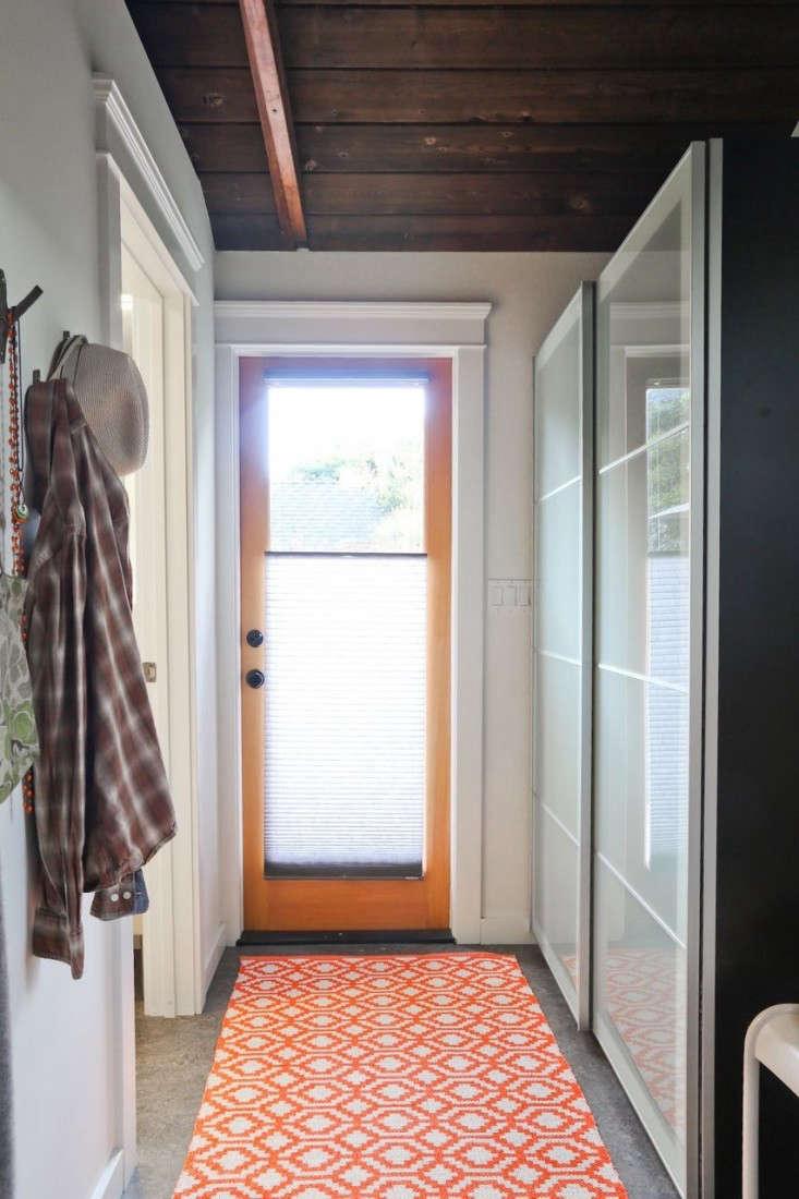 LA-garage-cottage-remodel-entry-closet-gardenista