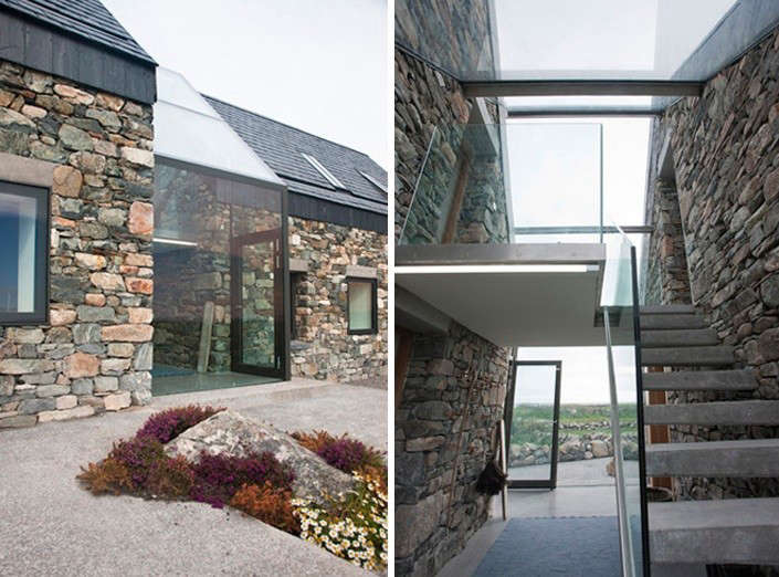 Peter-legge-connemara-stone-cottages-with-stone-lined-stair-gardenista