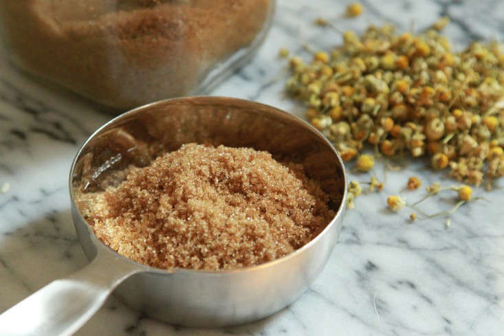 Organic brown sugar is a healthier alternative to refined white sugar, which is typically used in simple syrups.